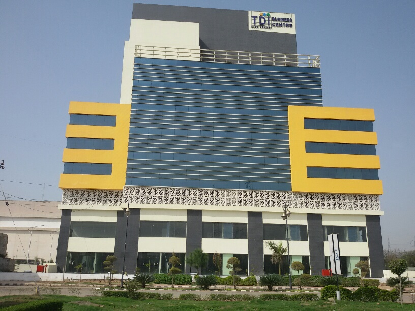 TDI|Tdi Business Center|Mohali| 200,000sqft