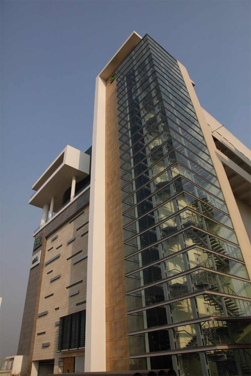 Sify Technologies|Greenfort Sify|Noida|255,400sqft