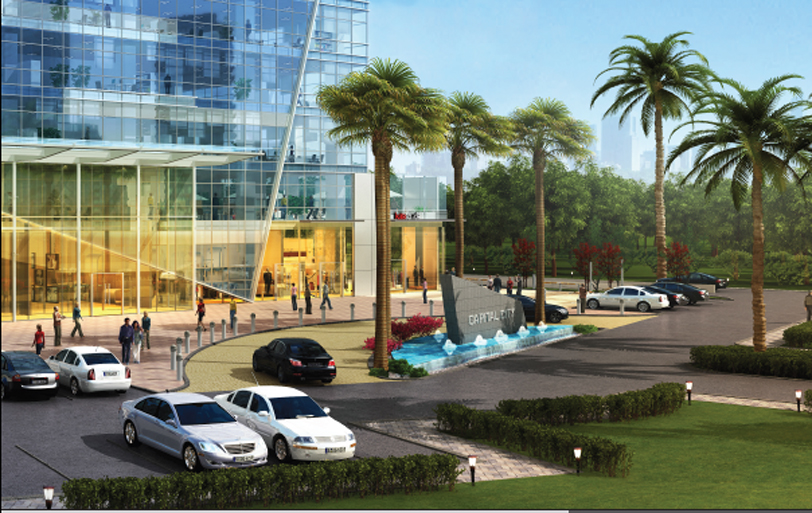 Emaar Mgf Land|Capital Towers|Gurgaon|314503sqft