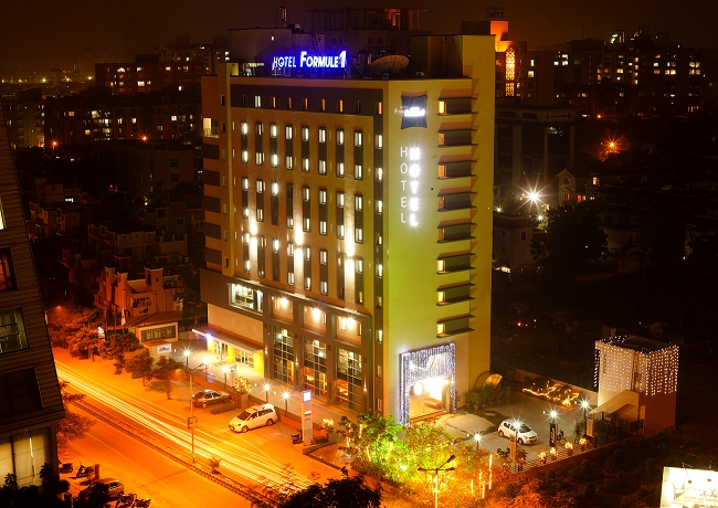 Accor Group | Formula-1 | Ahemdabad | 59,000sqft