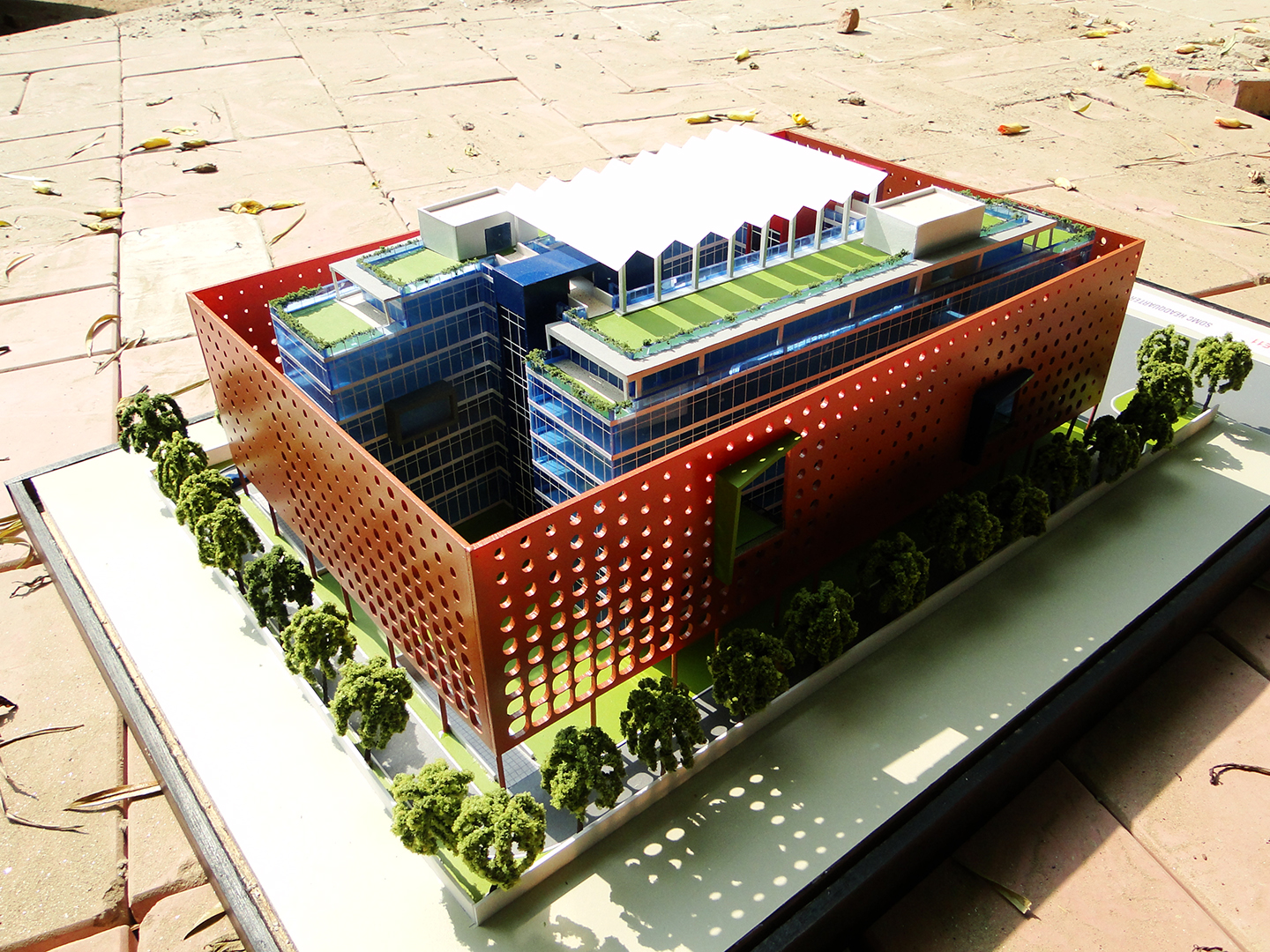 SDMC Headquarter building | Delhi | 192848sqft