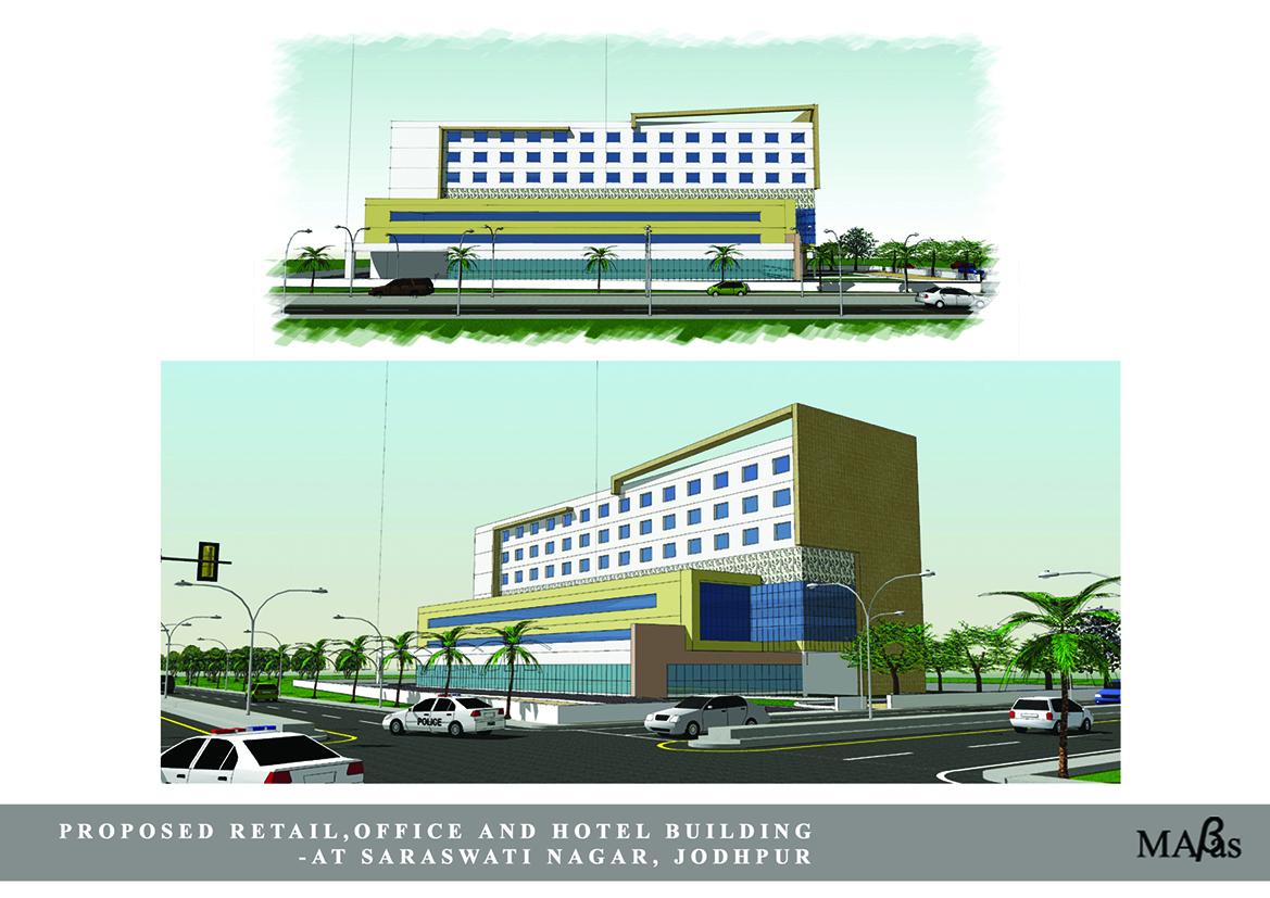 LIC Jodhapur | 95462.794sqft