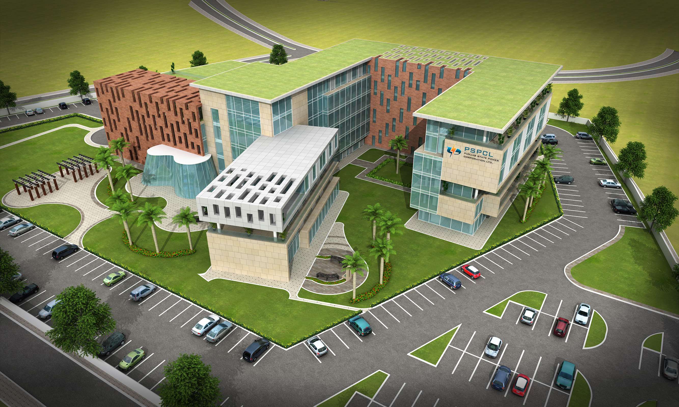 PSPCL |Corporate office |Patiala |307731.996sqft