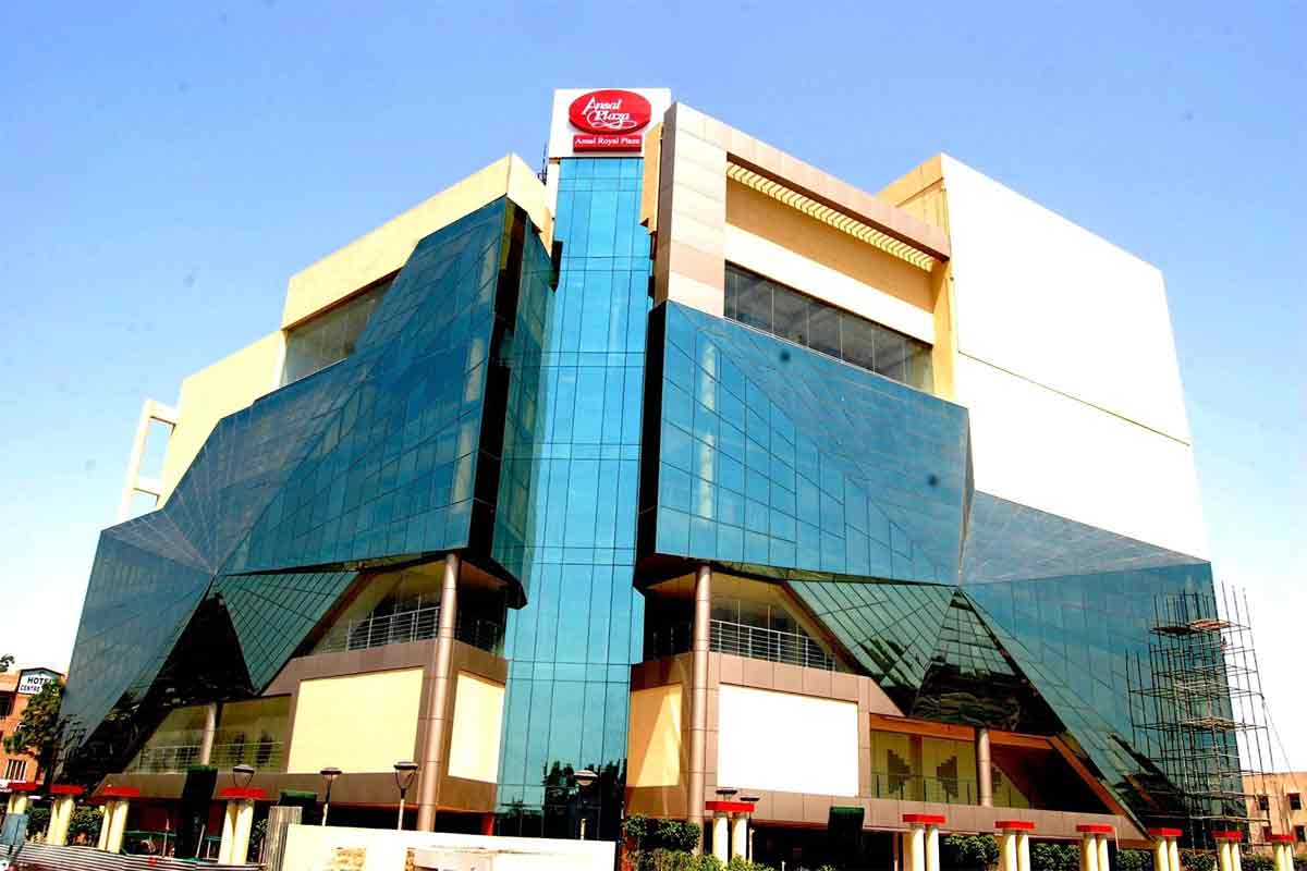 Ansal API |Ansal Royal Plaza|Jodhpur|1,36,000sqft