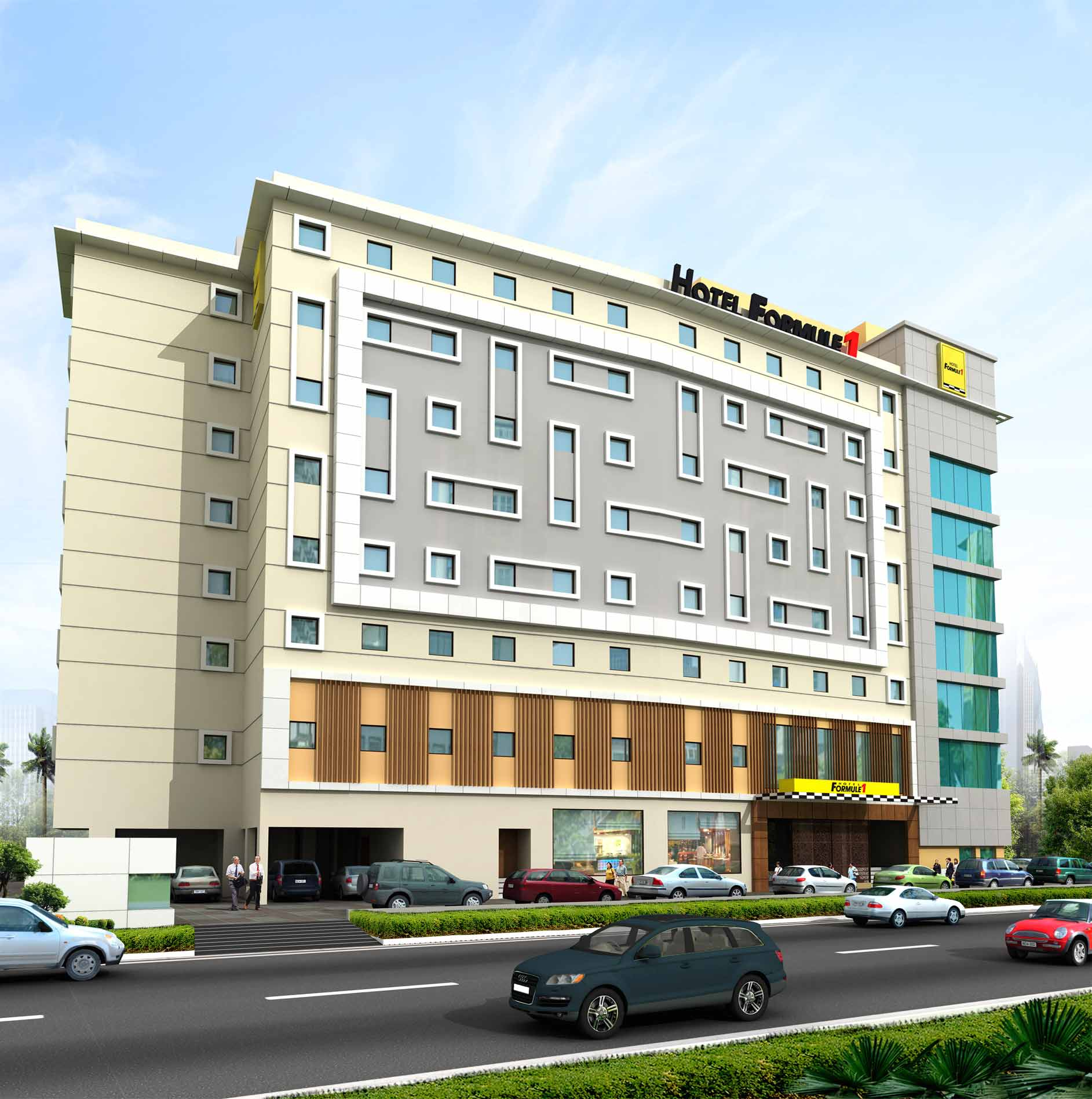 Accor Group | Formula-1 | Chennai
