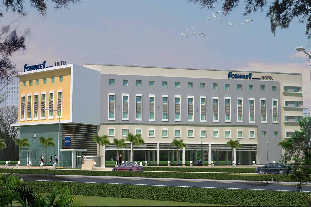 Accor Group | Formula-1 | Pimpri|79,000sqft