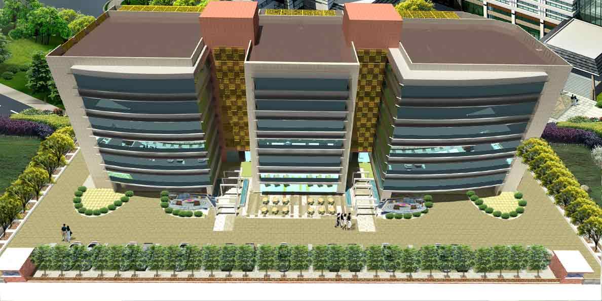LIC Jaipur | 52854.12sqft