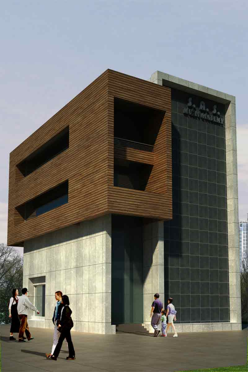 GMADU | Auditorium | Mohali | 100611.11sqft
