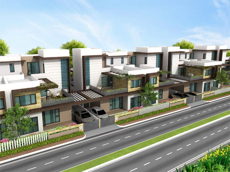 BV Infracity|Imperial Greens|Rudrapur|9,405sqft