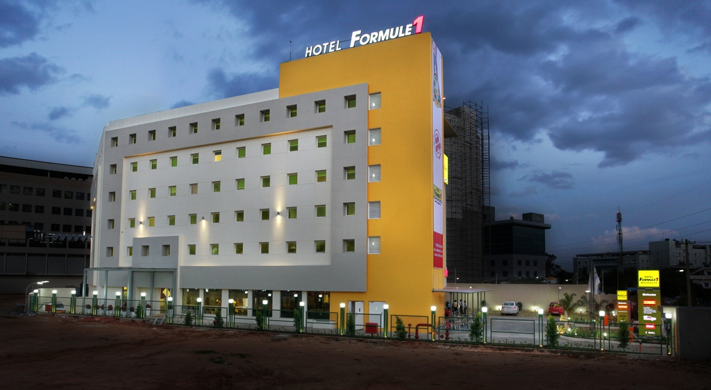 Accor Group | Formula-1 | Bangalore